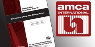 ANSI AMCA Standard 208-18
