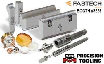 Mate Precision Tooling, Fabtech Mexico