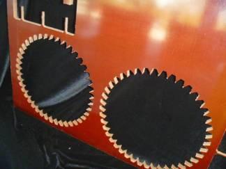 CNC Cut Bakelite