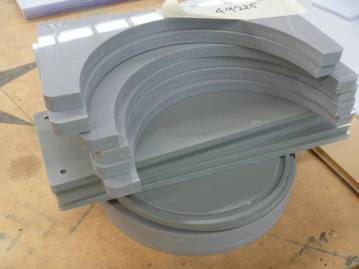 PVC Custom Cut