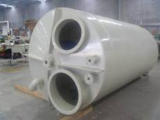 PP Tank - Large Manholes