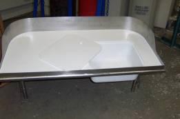 Transom Sink