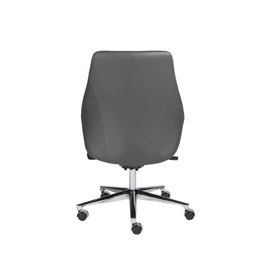 Low Back Office Chair Bergen Armless Low Back Office Chair