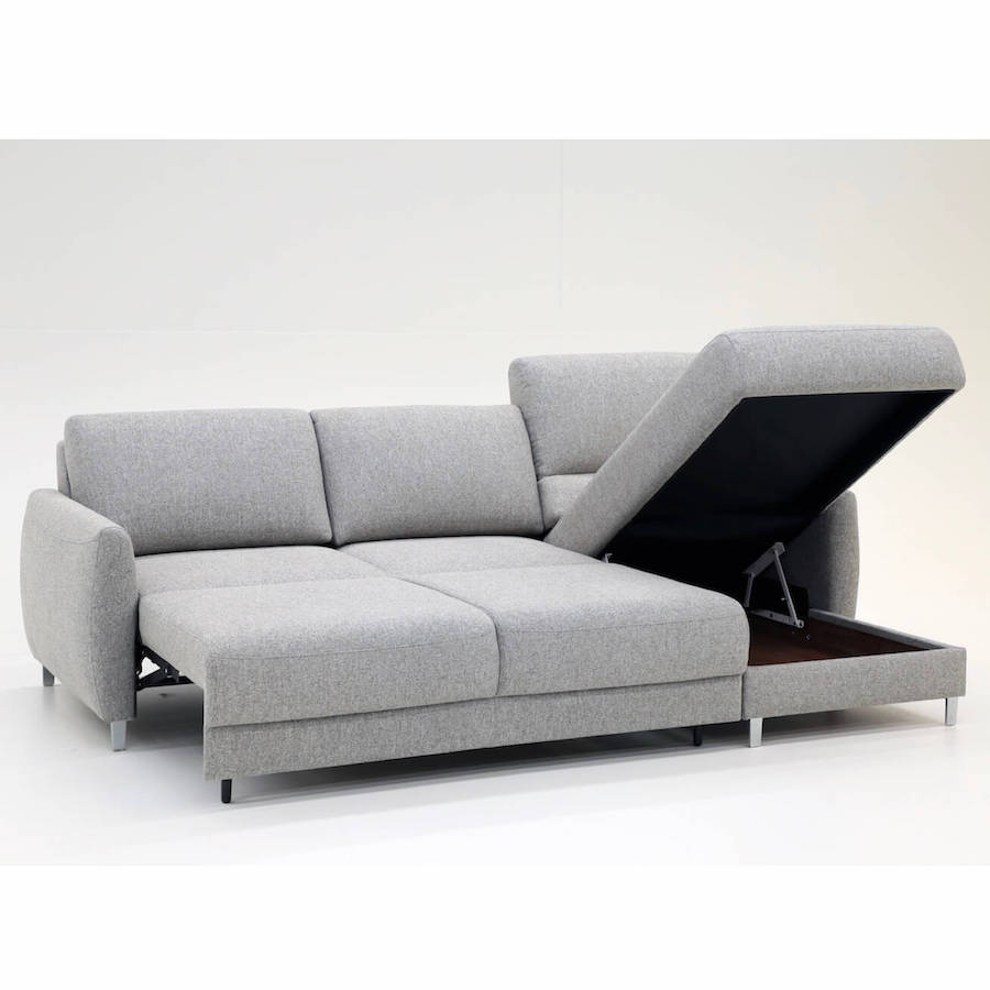 sofa bed and chaise small u shaped sofas uk delta sleeper sectional eco friendly space saving affordable