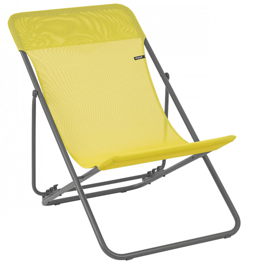 Outside Lounge Chairs Maxi Transat Patio Lounge Chair