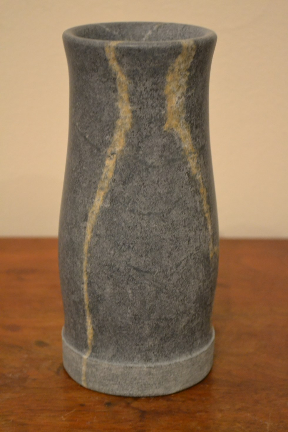 Climax Soapstone Vase