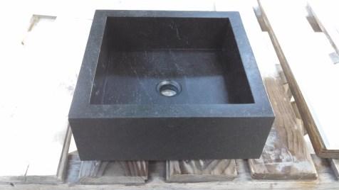 14x14 Soapstone Vessel Sink
