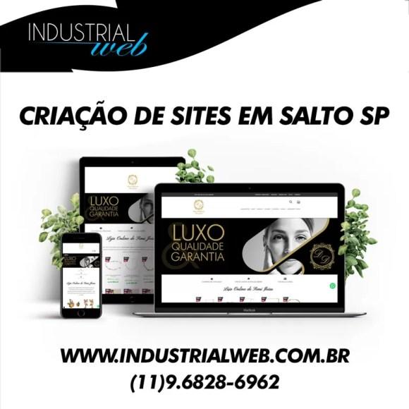 Criação de Sites em Salto SP | Webdesign | Desenvolvimento de Site