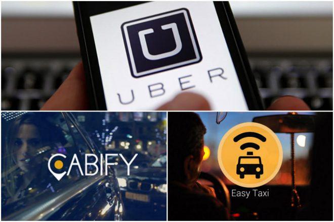 Profeco multa a Uber, Easy Taxi y Cabify por publicidad engañosa
