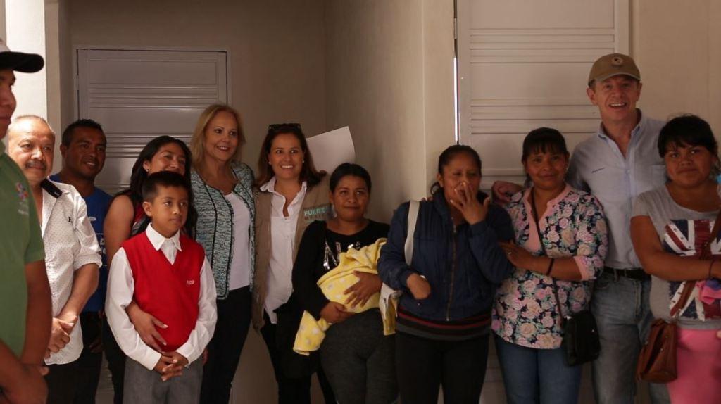 Apoyo de Fundación Gigante: Beneficia a damnificados por el sismo del 19s en Totolapan, Morelos