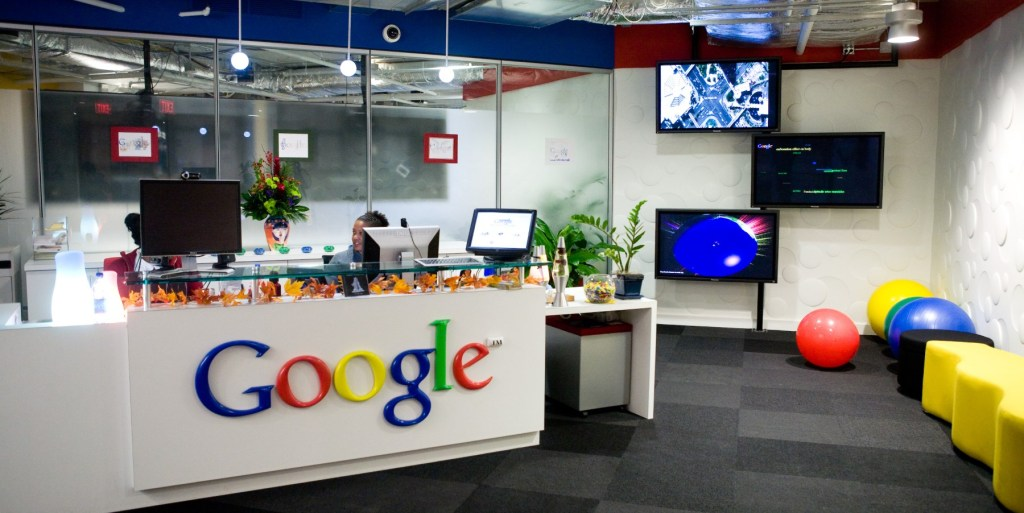 Haz tus pasantías en Google