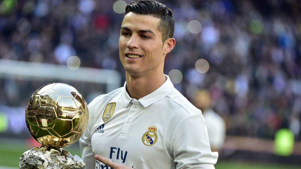 Cristiano Ronaldo lidera lista de primeros nominados al Balón de Oro