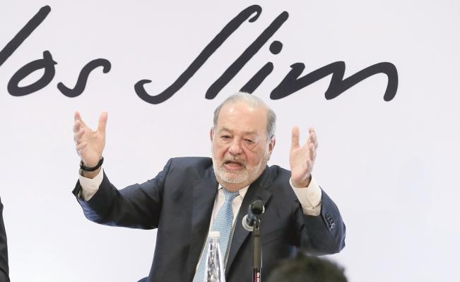 Carlos Slim quiere que los empresarios operen el Nuevo Aeropuerto