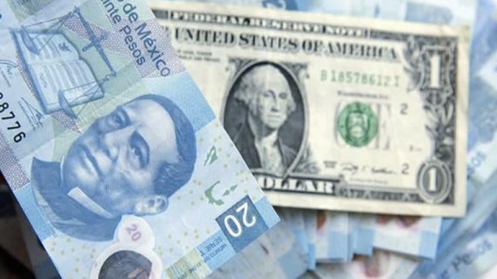 El 'Sol' sale para el peso; se vende en 20.80 pesos en ventanilla bancaria