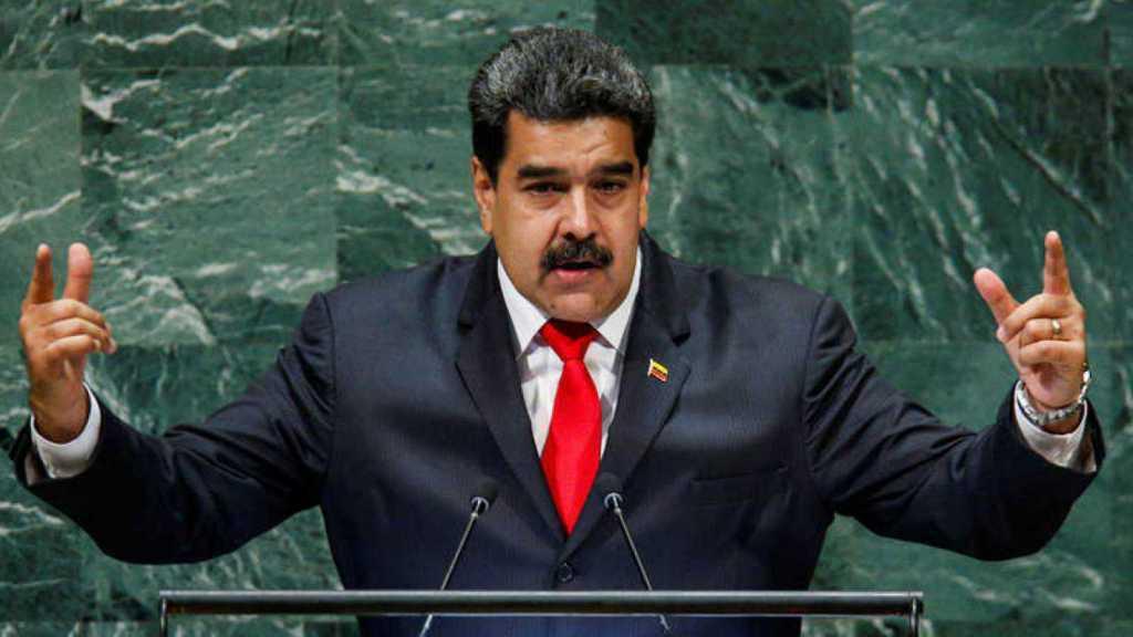 Denuncia Maduro que Trump fragua complot para asesinarlo