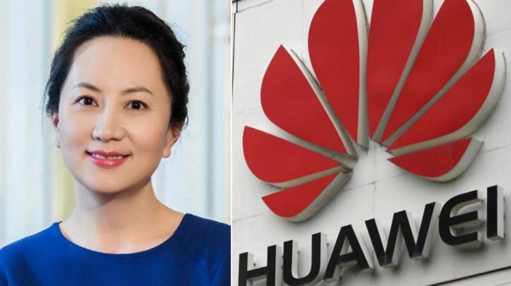 La cabeza financiera de Huawei es detenida y EU confronta a China