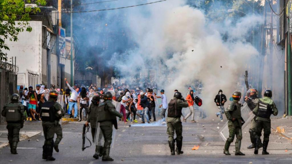 Reporta ONU más de 40 muertos por crisis en Venezuela