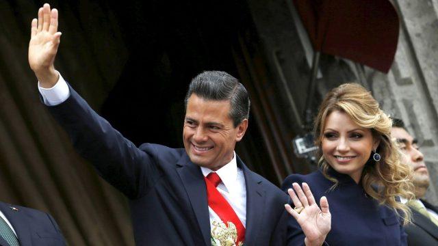 Angélica Rivera confirma divorcio del expresidente Enrique Peña Nieto