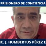José Humbertus: la Ley ahora me permite liberar a quien sea