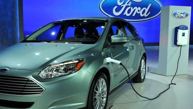 Ford anuncia que sólo construirá autos eléctricos en Europa para el 2030