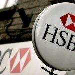 Beneficio neto de HSBC cayó 35% en 2020
