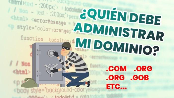 3 opciones para evitar robo o usurpación de dominio 1