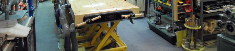 werkplaatsvloer - vloeren voor werkplaatsen