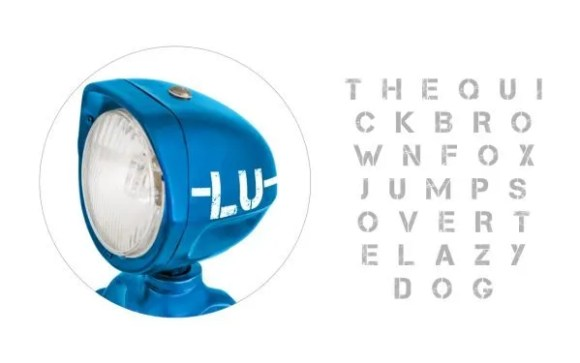 the lampster initialen