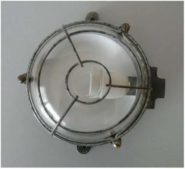 bully bunkerlamp voorkant