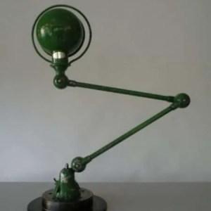 Jielde loft de standaard groen 1