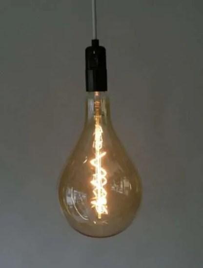 LED lamp 3 Watt dimbaar