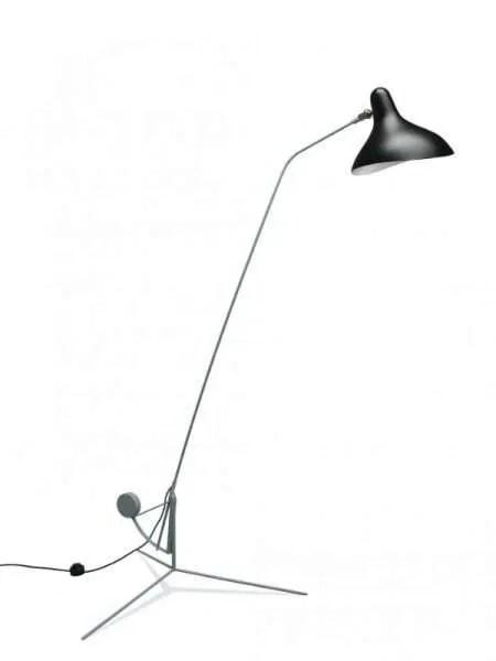 Mantis BS1 floorlamp Grijs-groen