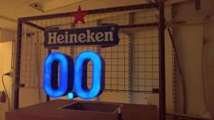 Opdracht voor Heineken BINK lampen 2