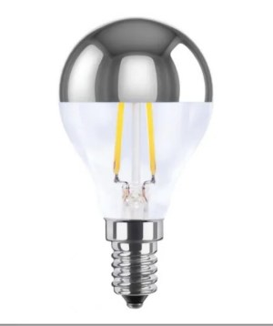 LED kopspiegel E14