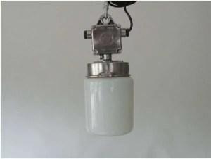 opaline stolp hanglamp 1