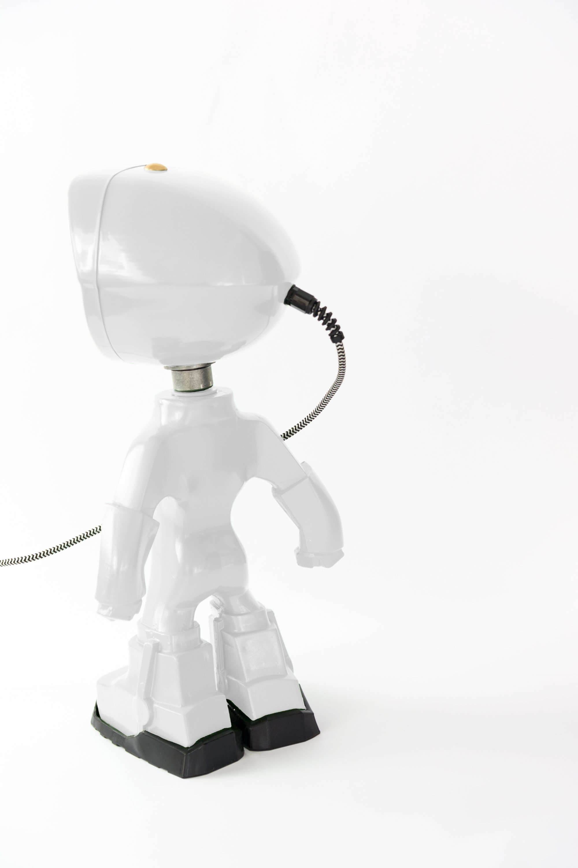 The lampster wit BINK lampen achterkant