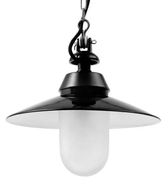 Bremen mat glas stolplamp groot detail