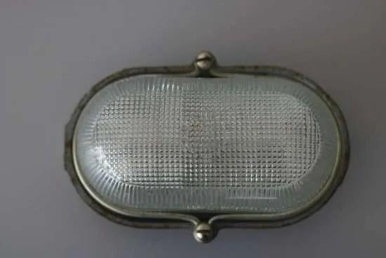 Bunkerlamp uit Frankrijk 2