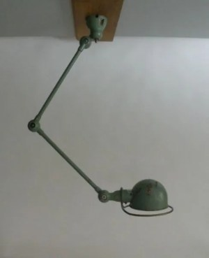 Jieldé loft de standaard groen 2