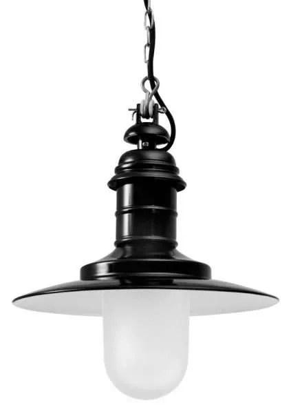 Ulm stolp lamp mat glas