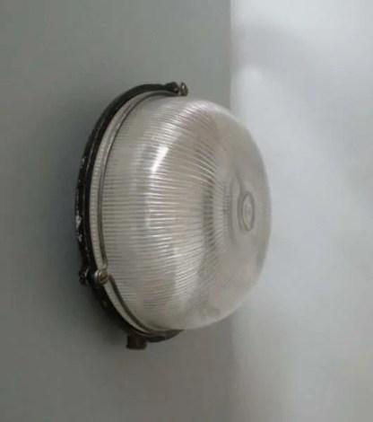 stalen bunkerlamp zwart 1