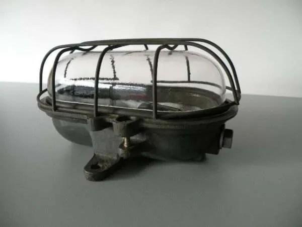 stalen grijze bunkerlamp 2