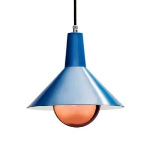 De Kelk Anvia hanglamp BINK lampen blauw
