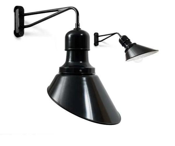 Hof wandlamp 2x