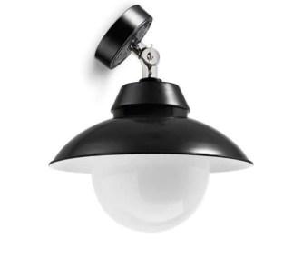 Mainz kogel wandlamp