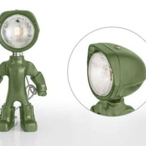 The Lampster origineel groen