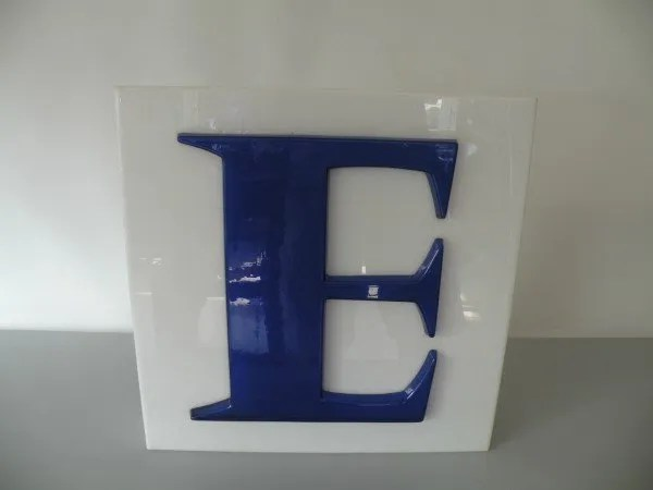 Doosletter E detail