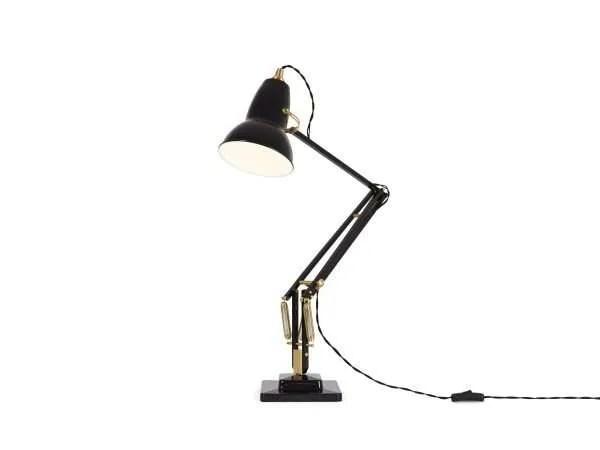 Original 1227 Messing bureaulamp Deep Slate 3