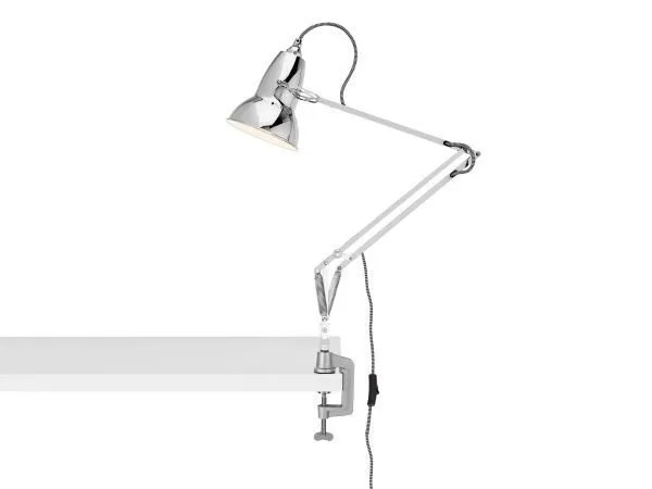 Original 1227 klem lamp Chrome 2