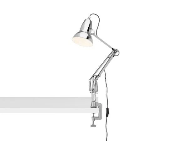 Original 1227 klem lamp Chrome 3